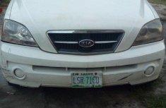 Nigeria Used Kia Sorento 2006 Model White