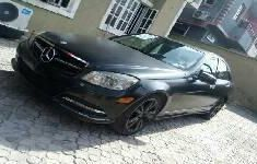 Well Maintained Nigerian used Mercedes-Benz C300 2008