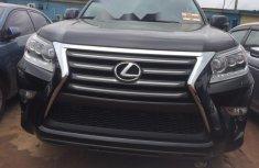 Tokunbo Lexus GX 2014 Model Black