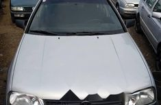 Tokunbo Volkswagen Golf 2000 Model Silver