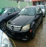 Very Clean Nigerian used Mercedes-Benz C300 2008