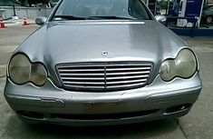 Nigeria Used Mercedes-Benz C240 2004 Model Grey