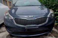 Kia Forte 2013 Foreign Used Gray Colour for Sale