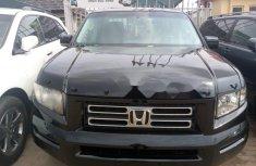 Tokunbo Honda Ridgeline 2007 Model Black