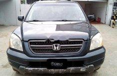Nigeria Used Honda Pilot 2003 Model Black