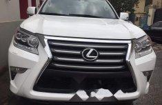 Tokunbo Lexus GX 2015 Model White