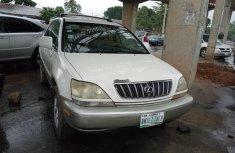 Nigeria Used Lexus RX 2003 Model White