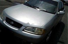 Nigeria Used Nissan Sentra 2002 Model Silver