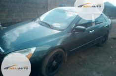 Neat Nigerian Used Honda Accord 2004