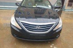 Nigeria Used Sonata 2013 Model Black