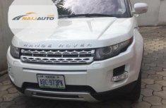 Neat Nigerian used Land Rover Range Rover Evoque 2013