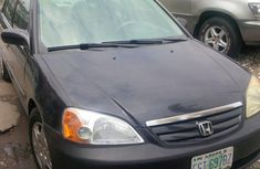 Nigeria Used Honda Civic 1999 Model Black