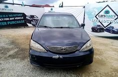 Nigerian Used 2002 Toyota Camry for sale