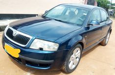 Well Maintained Nigerian used Skoda Superb 2007 Model
