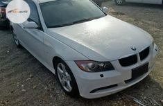 Neat Foreign used BMW 325i 2006 White