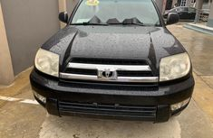Foreign Used 2005 Toyota 4-Runner for sale