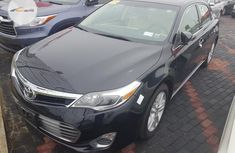 Foreign Used Toyota Avalon 2014 Model Black