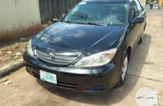 Super Clean Nigerian used Toyota Camry 2004 Black