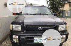 Neat Nigerian Used Infiniti QX 2001 Black