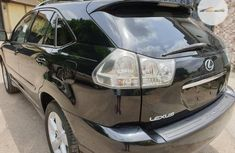 Foreign Used Lexus RX 330 2006 Model Black