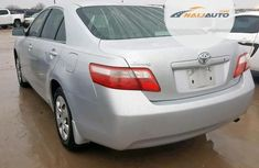 Foreign Used Toyota Camry 2015 Model Silver