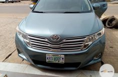 Nigeria Used Toyota Venza 2010 Model Gray