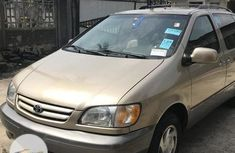 Foreign Used Toyota Sienna 2000 Model