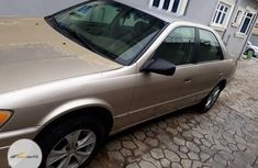 Super Clean Nigerian used Toyota Camry 1999