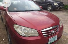 Super Clean Nigerian used Hyundai Elantra SE 2010 Red