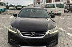 Foreign Used 2014 Honda Accord Automatic