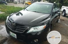 Nigeria Used Toyota Camry 2.4 LE 2008 Model Black
