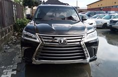 Foreign Used Lexus LX 2017 for sale