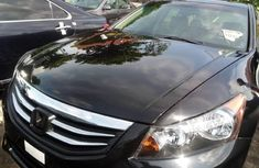 Tokunbo Honda Accord 2010 Model Black
