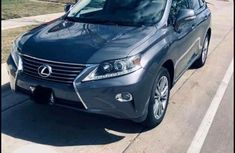 Foreign Used Lexus RX 350 2008 Model Gray