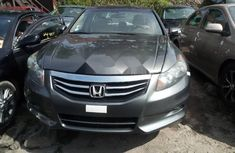 Foreign Used Honda Accord 2010 Model Grey