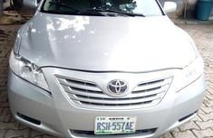 neat Nigerian used Toyota Camry 2008 Silver