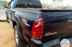 Foreign Used Toyota Tacoma 2008 Model Blue