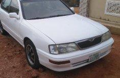 Nigeria Used Toyota Avalon 1998 Model White