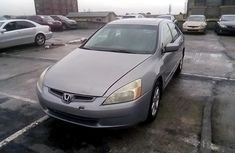 Nigerian Used 2004 Honda Accord for sale