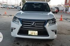 Nigeria Used Lexus GX 2014 Model White