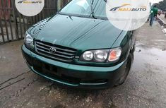 Foreign Used Toyota Picnic 1999 Model Green