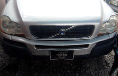 Foreign Used Volvo XC90 2004 Model Silver