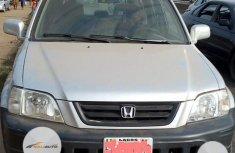 Nigeria Used Honda CR-V 2000 Model Silver