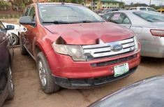 Nigerian Used 2008 Ford Edge Petrol