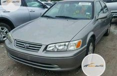 Super Clean Nigerian Used Toyota Camry 2000 Gray