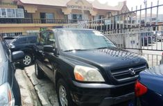 Foreign Used 2005 Honda Pilot for sale in Lagos
