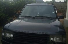 Nigeria Used Land Rover Range Rover Sport 2000 Model Black