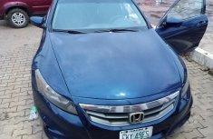 Nigerian Used 2012 Honda Accord Petrol Automatic