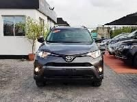 Foreign Used Toyota RAV4 2017 Automatic
