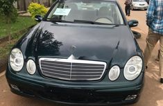 Foreign Used 2003 Mercedes-Benz E200 for sale in Abuja